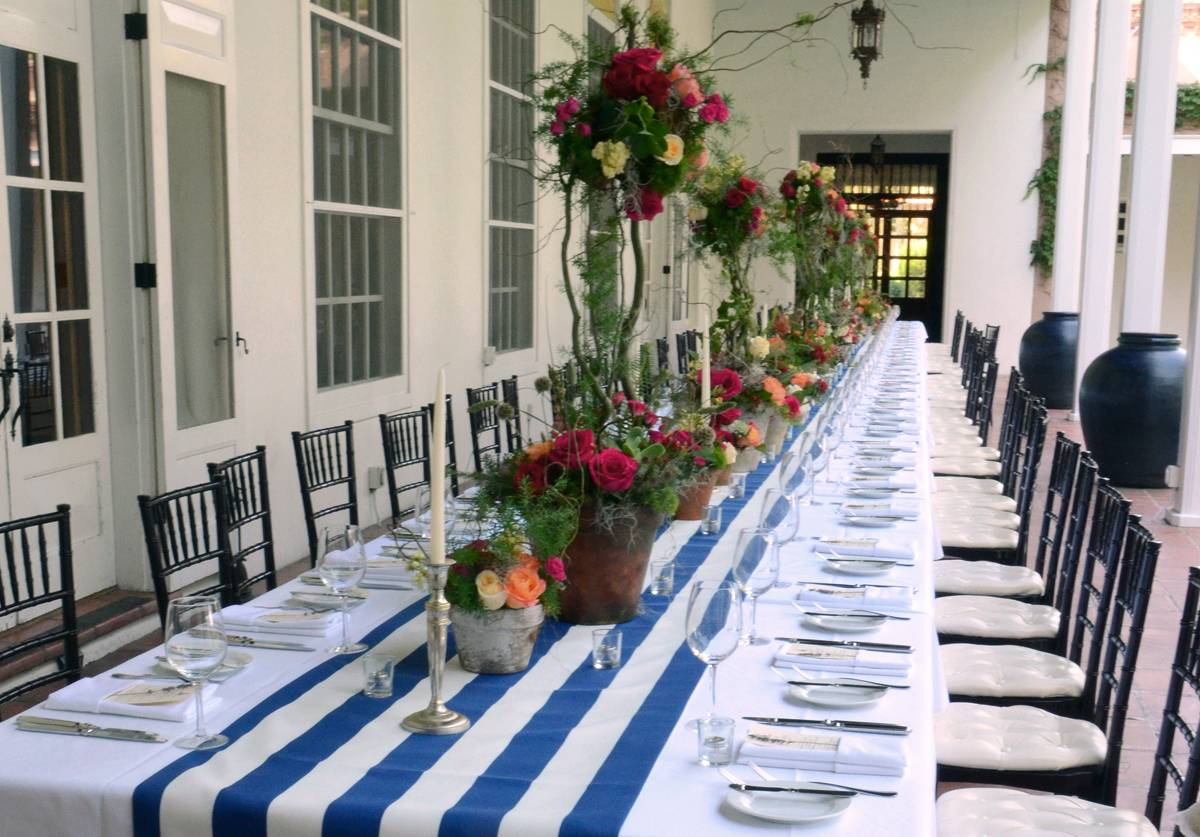 Meetings & Corporate Events | Los Poblanos