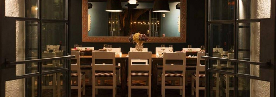 Campo Private Dining Room