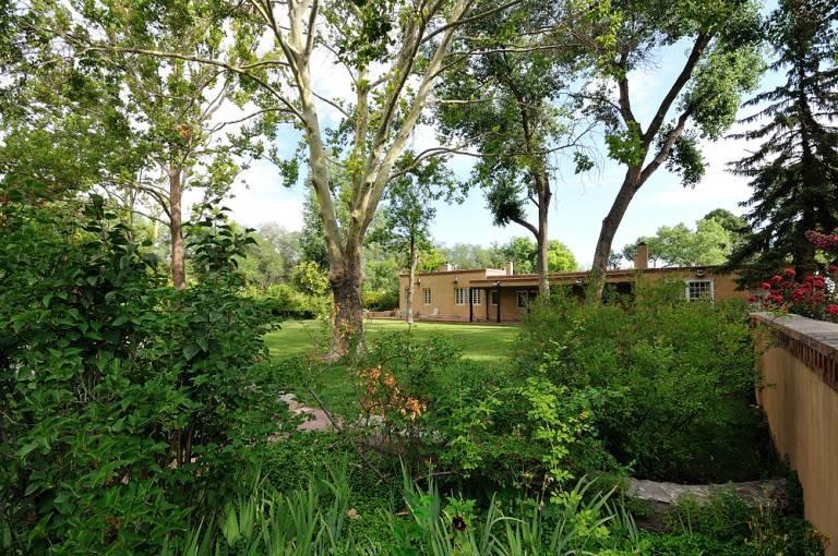 Greely Lawn at Los Poblanos
