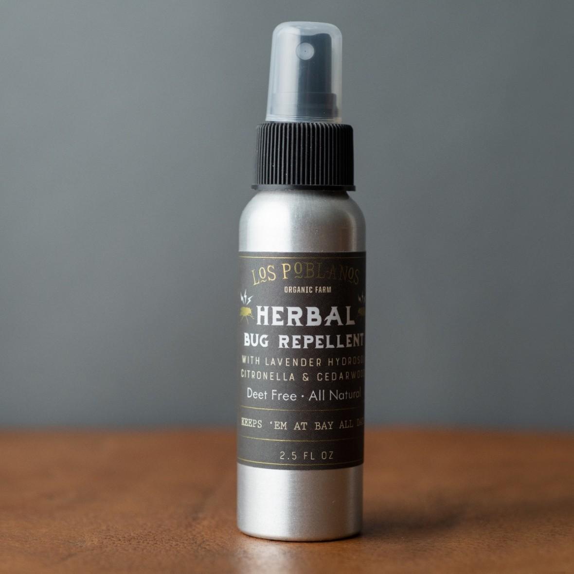 herbal bug repellent
