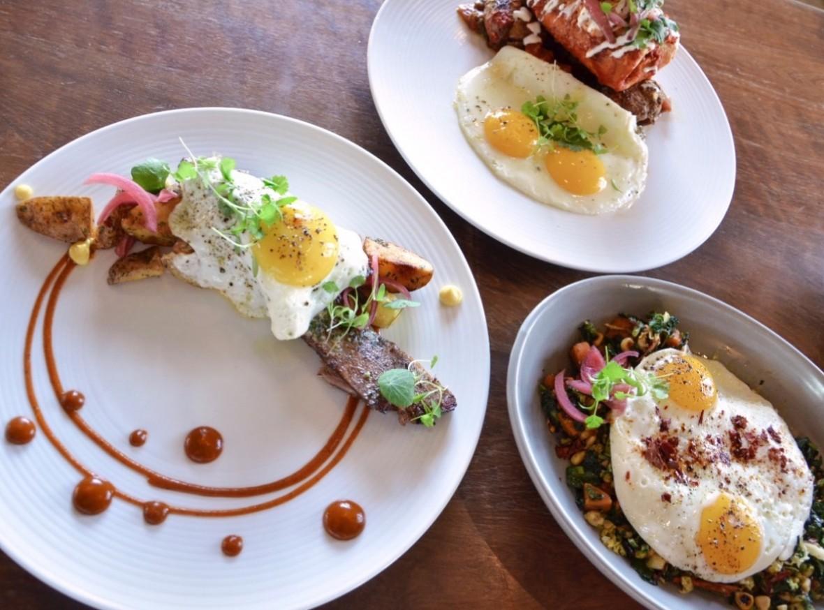 campo breakfast plates