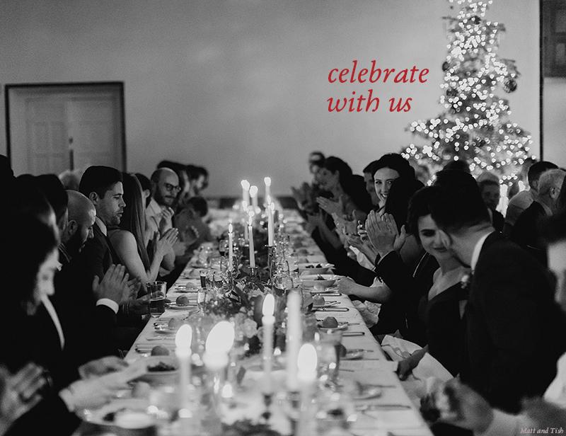 holiday party celebration