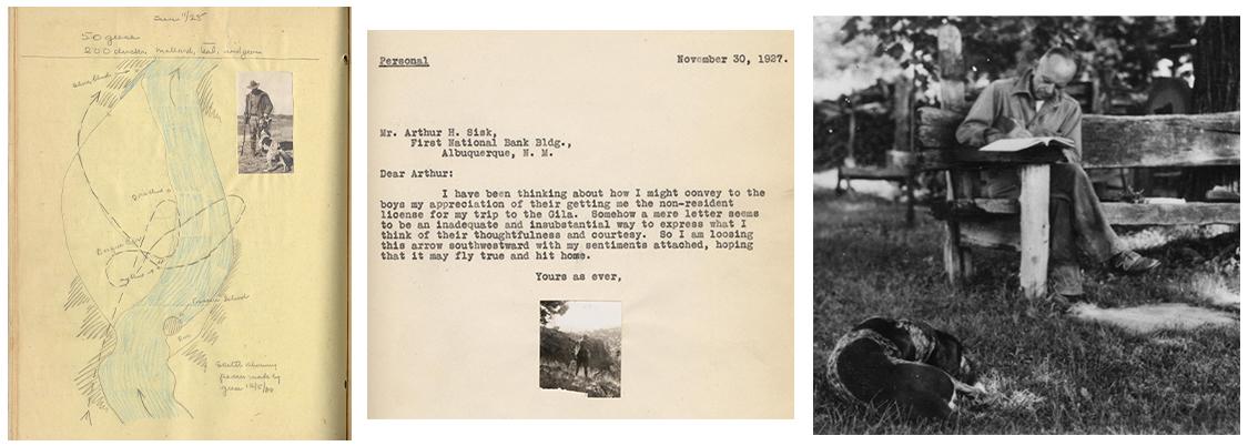 Aldo Leopold set of photos