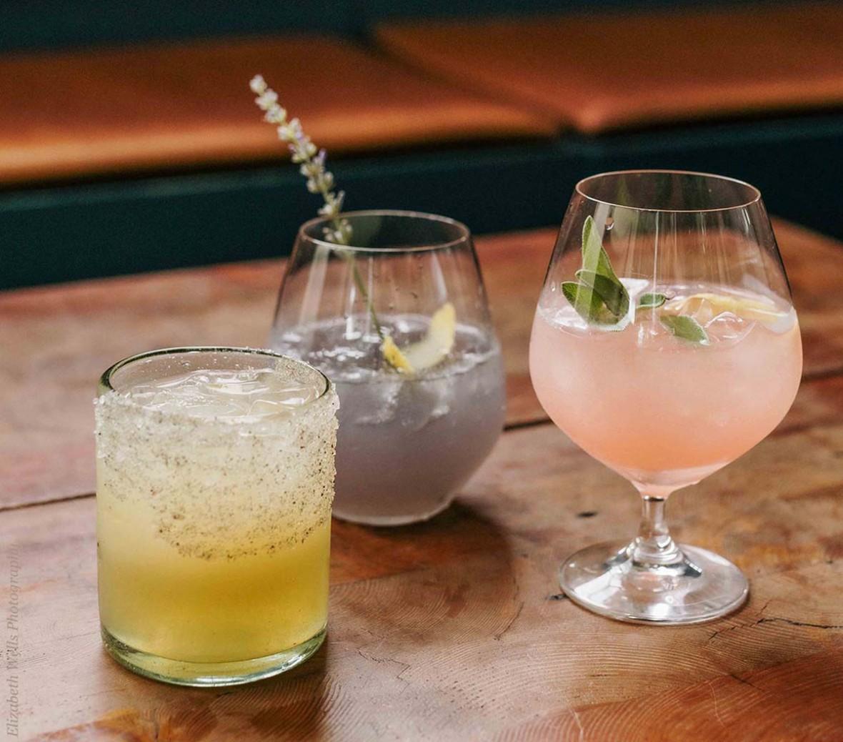 campo bar drinks by Elizabeth Wells