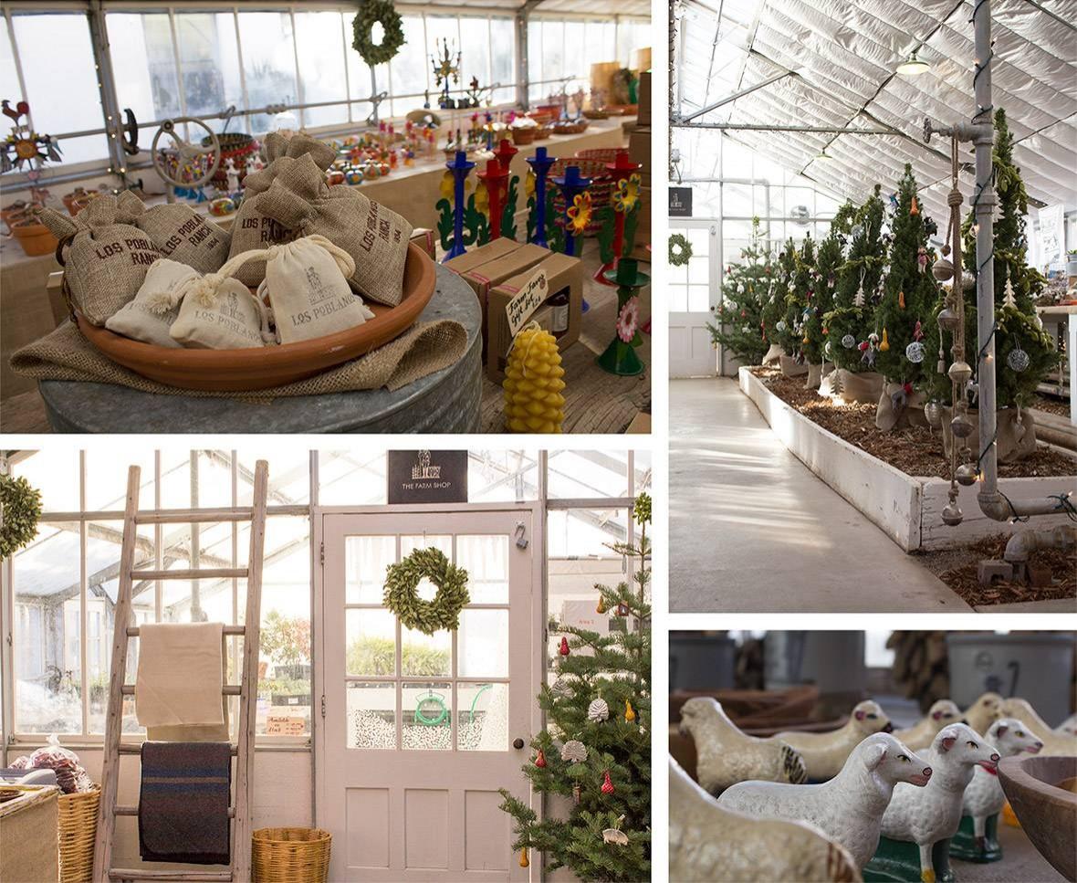 Festive Farm Shop