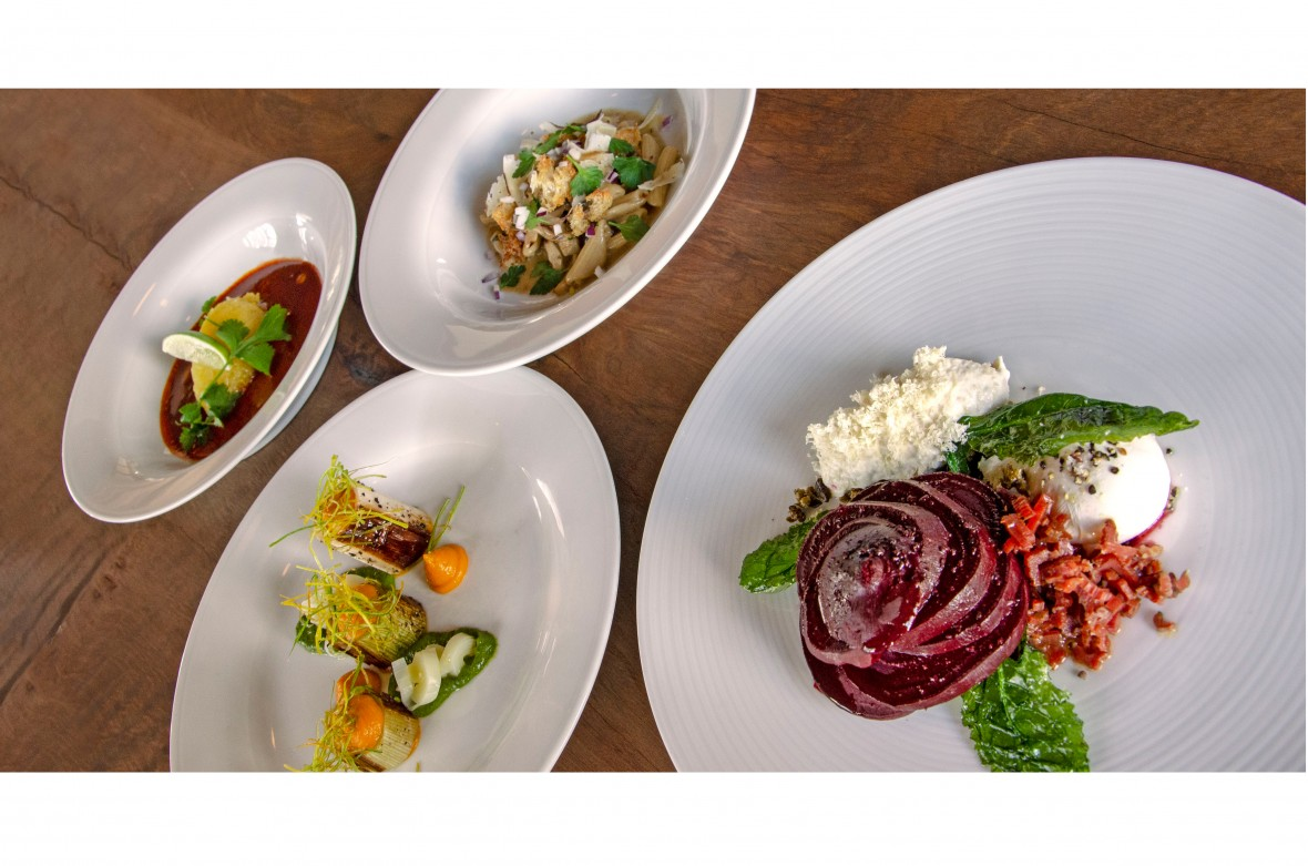 campo dining series event