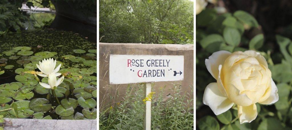 Rose Greely Garden at Los Poblanos Historic Inn & Organic Farm