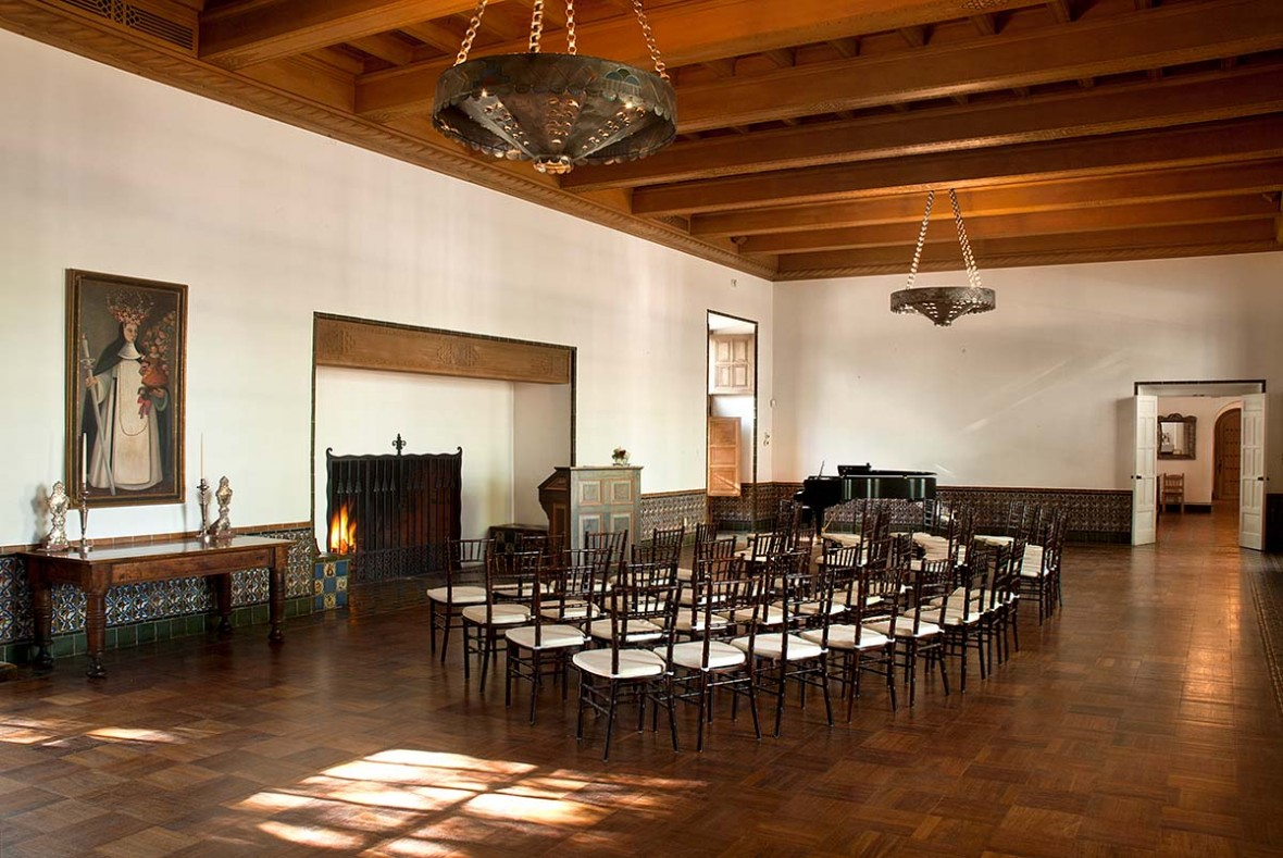 La Quinta ballroom