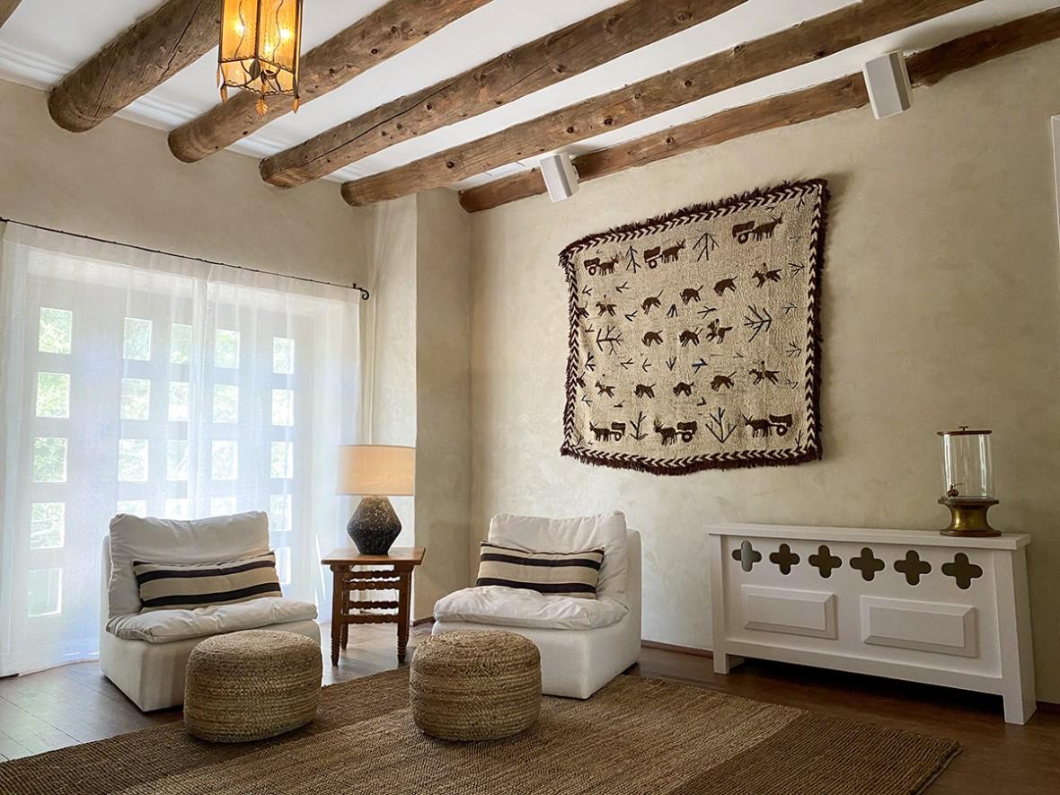 hacienda spa lounge