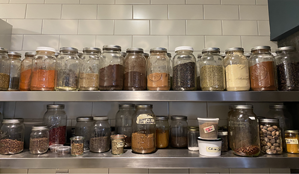 spice shelf
