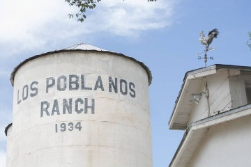 Silos at Los Poblanos Historic Inn & Organic Farm