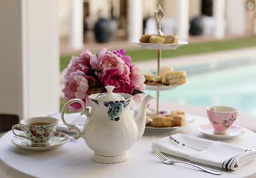 Afternoon Tea at La Quinta