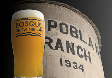 Bosque Brewing Beer Dinner - April 9, 2020