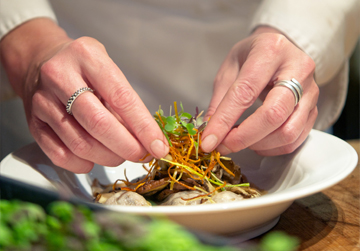 Cooking with Culinary Herbs