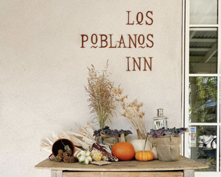 Thanksgiving at Los Poblanos